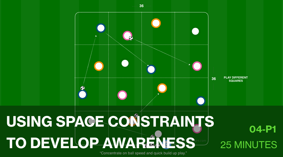 Using Space Constraints to Develop Awareness (04-P1)