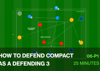 How to Defend Compact as Defending 3 (06-P1)