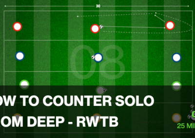 COUNTER FROM DEEP  RUNNING WITH THE BALL (08-P1)