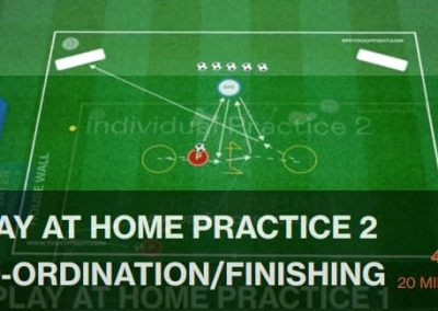 Play At Home | Touch & Finish (40-P2)