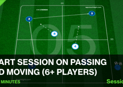 Session 28: Passing and Movement (1 – Beginner)
